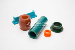 Полиуретановые изделия для вагоностроения