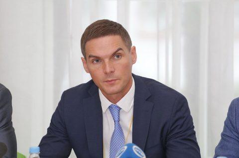 Визит Министра Андрея Соболева на наше предприятие