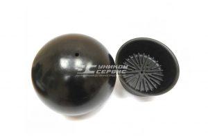 Токопроводящие полиуретановые шаровые поршни для ТПУ