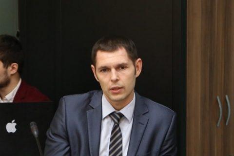 Директор Департамента международного сотрудничества Олег Александрин посетил Уником-Сервис