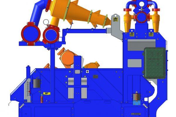 Полиуретановые изделия для ситогидроциклонных установок.