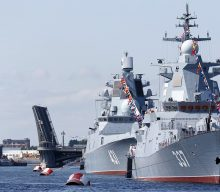 Уником-Сервис участвует в выставке «Международный военно-морской салон-2021»