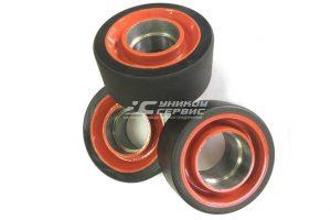 Токопроводящие полиуретановые ролики и колеса