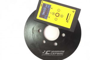 Токопроводящие полиуретановые диски и манжеты для контрольно-очистных скребков